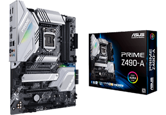ASUS Mainboard Prime Z490-A (90MB1390-M0EAY0)