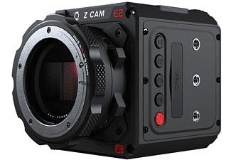 Z CAM E2-F8 Cinema-Kamera ZRAW / H.265 main 10 profile / H.264 high profile, Full Frame CMOS Sensor 61 Megapixelopt. Zoom