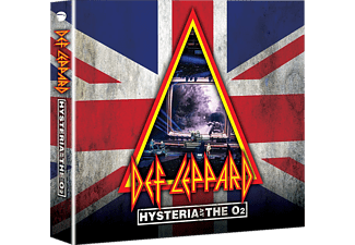 Def Leppard - Hysteria At The O2 (Blu-ray + CD)