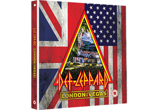 Def Leppard - London To Vegas (Limited Edition) (DVD + CD)