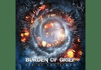 Burden Of Grief - Eye Of The Storm  - (CD)