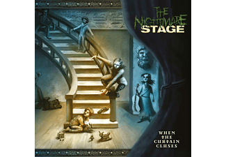 The Nightmare Stage - When The Curtain Closes  - (CD)