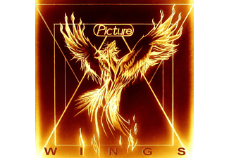 Picture - Wings  - (CD)