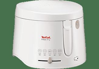 TEFAL FF 1000 MaxiFry Fritteuse 1900 Watt Weiß