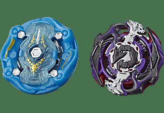 HASBRO Burst Rise Hypersphere Doppelpack Cosmic Kraken K5 und Gargoyle G5 Kreisel Mehrfarbig