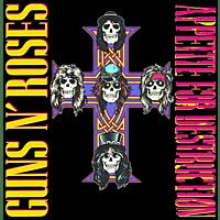 Guns N' Roses - Appetite For Destruction [CD]