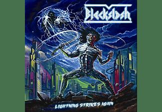 Blackslash - Lightining Strikes Again  - (CD)