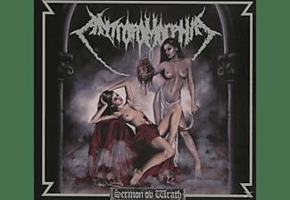 Antropomorphia - Sermon ov Wrath  - (CD)