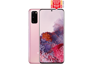 SAMSUNG Smartphone Galaxy S20 4G 128 GB Pink