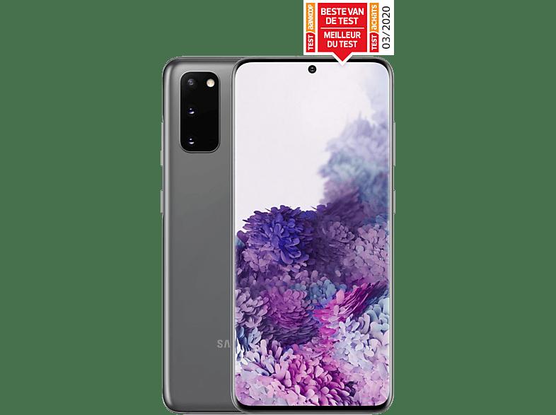 SAMSUNG Smartphone Galaxy S20 4G 128 GB Cosmic Grey (SM-G980FZADEUB)