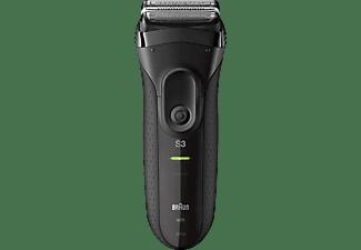 BRAUN Series 3 ProSkin 3020s  + Spray Rasierer Schwarz  (MicroComb Technologie)