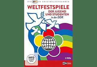 DDR In Originalaufnahmen - Weltfestspiele DVD