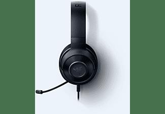 RAZER Kraken X Lite, Over-ear Gaming Headset Schwarz