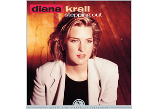 Diana Krall - Stepping Out - Justin Time Essentials Collection (Remastered) (CD)