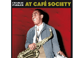Charlie Parker - Charlie Parker At Café Society (Coloured Vinyl) (Vinyl LP (nagylemez))
