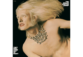 Edgar Winter - They Only Come Out At Night (High Quality) (Vinyl LP (nagylemez))