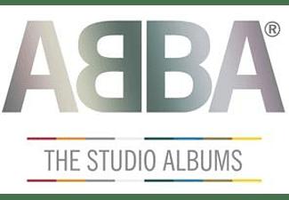 ABBA - ABBA: The Studio Albums (Limited 8LP Coloured Vinyl Box)  - (Vinyl)