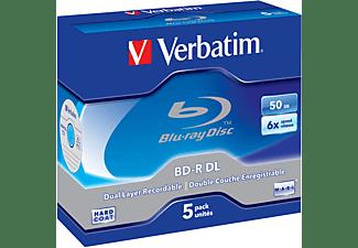 VERBATIM 43748 BD-R DUAL 50GB 6X Rohling
