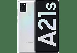 SAMSUNG Galaxy A21s 32 GB White Dual SIM