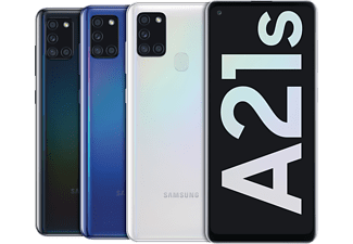 SAMSUNG Galaxy A21s 32 GB Blue Dual SIM