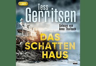 Tess Gerritsen - Das Schattenhaus  - (MP3-CD)