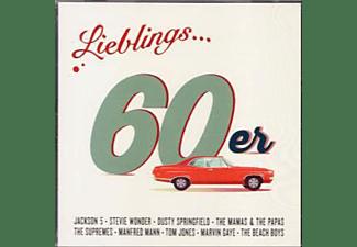 VARIOUS - LIEBLINGS...60ER  - (CD)