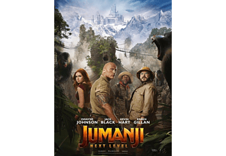 Jumanji - The Next Level - DVD