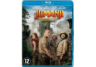 Jumanji - The Next Level - Blu-ray