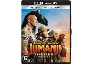 Jumanji - The Next Level - 4K Blu-ray