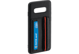 HAMA Cover Red Sensation n°5 Galaxy S10 Plus Noir (186611)