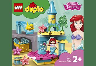 LEGO 10922 Arielles Unterwasserschloss Bausatz, Mehrfarbig