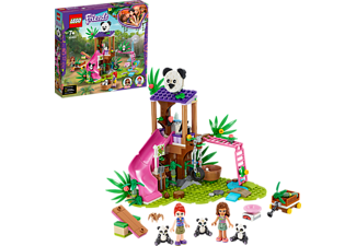 LEGO 41422 Panda Rettungsstation Bausatz, Mehrfarbig