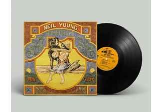 Neil Young - HOMEGROWN  - (Vinyl)