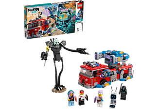 LEGO 70436 Phantom Feuerwehrauto 3000 Bausatz, Mehrfarbig