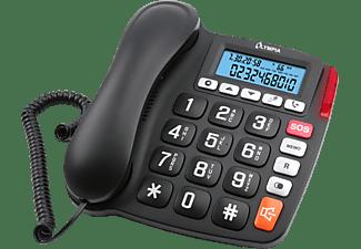 OLYMPIA Analogtelefon 4250, Schwarz