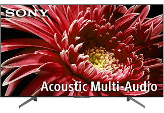 "TV LED 85"" - Sony KD-85XG8596 Ultra HD 4K HDR, Android 8.0 Oreo, X1, Triluminos, Asistente de Google"