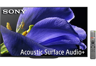 "TV OLED 55"" - Sony KD-55AG9 Master Series UHD 4K HDR Android 8.0 X1 Ultimate Acoustic Surface Audio+"