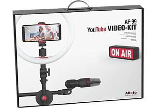 JOBY AF-99 Video Creator Kit Microfoon