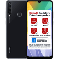 HUAWEI Y6P 64 GB Midnight Black Dual SIM