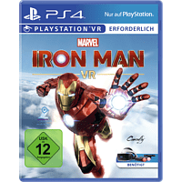 Marvel's Iron Man VR - [PlayStation 4]