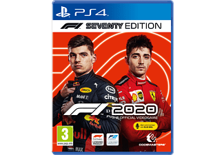 PS4 NL/FR F1 2020 - F1 SEVENTY EDT