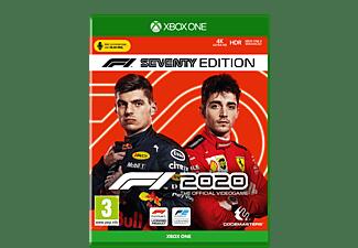 F1 2020 Seventy Edition FR/NL Xbox One