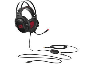 LIONCAST Lioncast LX60, Over-ear Gaming Headset Schwarz, Rot
