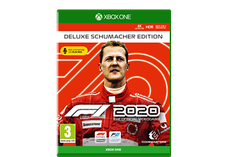 F1 2020 Deluxe Schumacher Edition NL/FR Xbox One