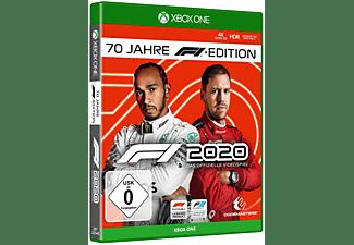 F1 2020 70 Jahre F1 Edition - [Xbox One]