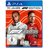 F1 2020 70 Jahre F1 Edition - [PlayStation 4]