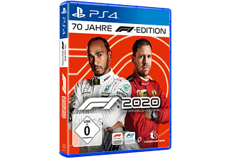 F1 2020 70 Jahre F1 Edition - [PlayStation 4]
