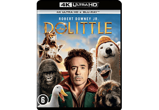 Dolittle - 4K Blu-ray