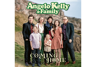 Angelo & Family Kelly - Coming Home  - (CD)