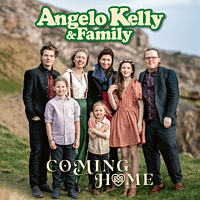 Angelo & Family Kelly - COMING HOME - [CD]